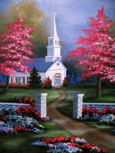 Apple Blossom Church