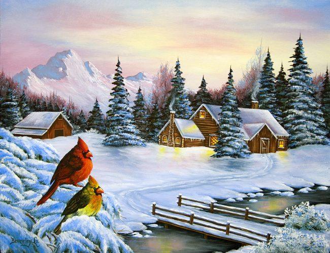 Winter Visitors