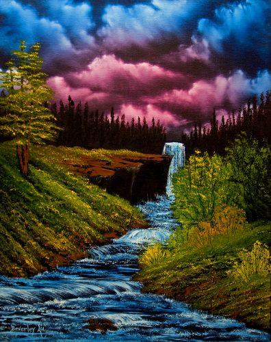 Midnight Falls